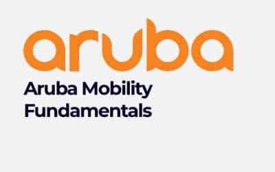 Aruba Mobility Fundamentals (0001130965)