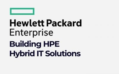 Building HPE Hybrid IT Solutions (01127445)