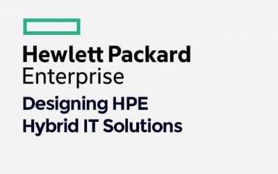 Designing HPE Hybrid IT Solutions (01122327)