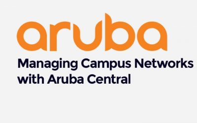 Managing Campus Networks with Aruba Central (0001174442)