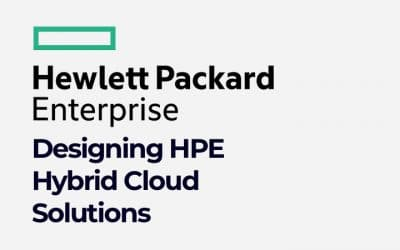 Designing HPE Hybrid Cloud Solutions (01125005)